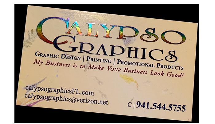 Calypso Graphics- Graphic Designs Florida