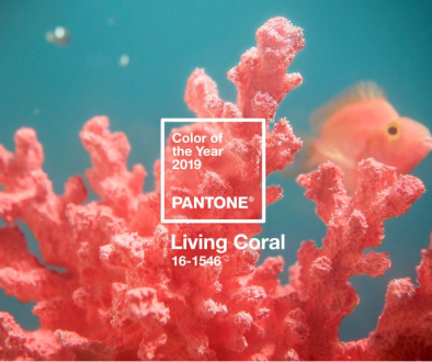 2019 Pantone Color of the Year- Graphic Design