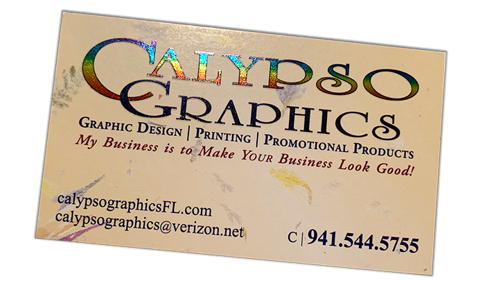 Calypso Graphics- Graphic Designs Florida