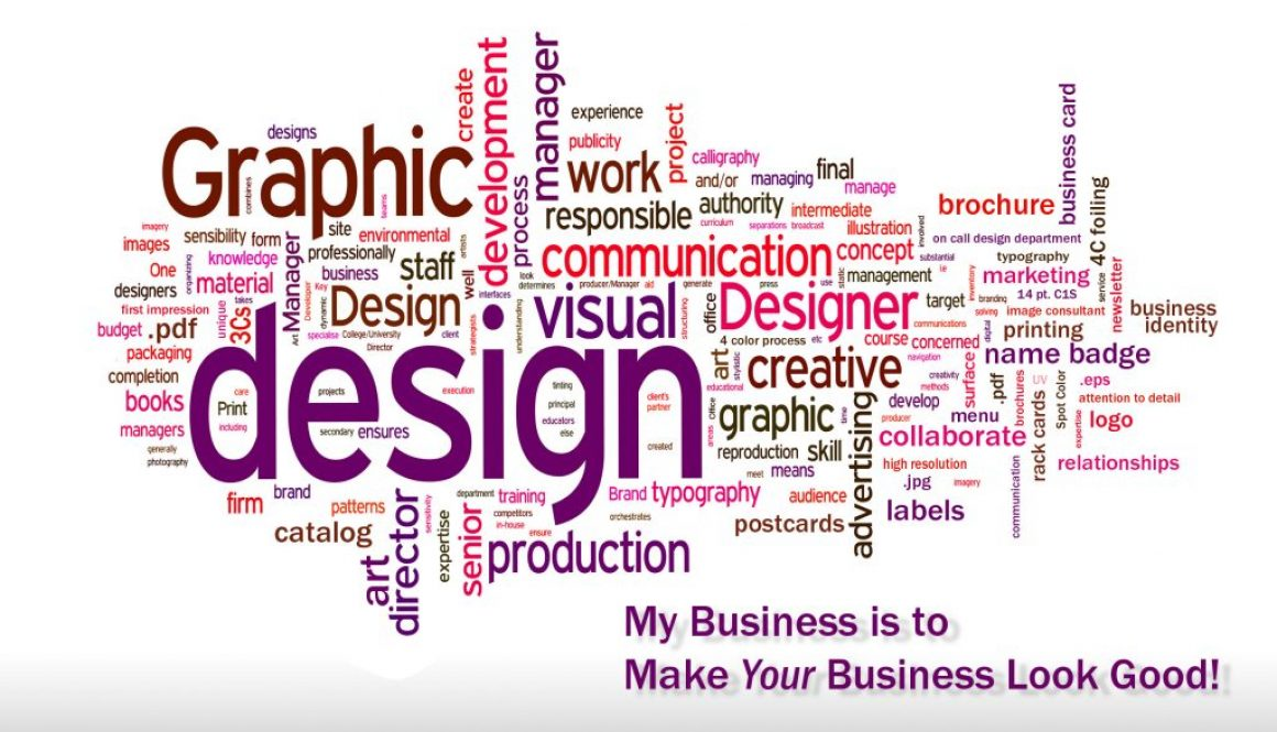 Graphic Design Services- Calypso Graphics